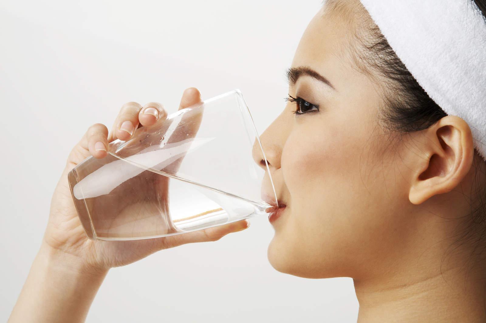Giảm nhức răng với nước muối
